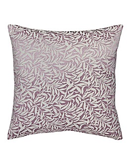 Willow Jaquard Filled Cushion