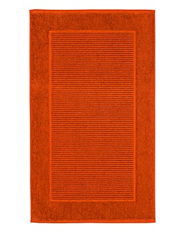 Christy Supreme Hygro Bathmat- Paprika