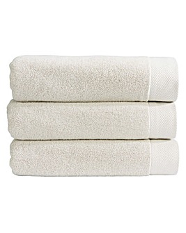 Christy Luxe Towels- French Grey