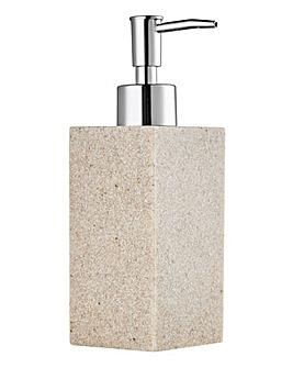 Sandstone Electric Lotion Dispenser