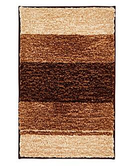 Striped Ombre Bathmat- Natural