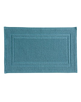 Christy Fina Bathmat- Denim