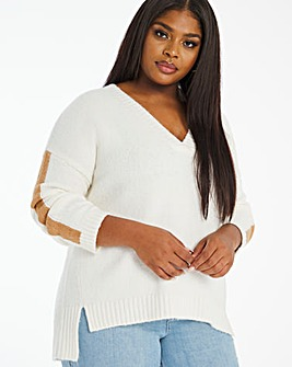 Cosy V-Neck Jumper