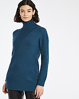 Roll Neck Tunic