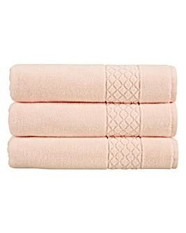 Christy Serenity Towel Range-Marshmallow