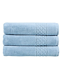 Christy Serenity Towel Range-Clearwater