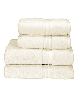 Christy Supreme Hygro Towels- Almond