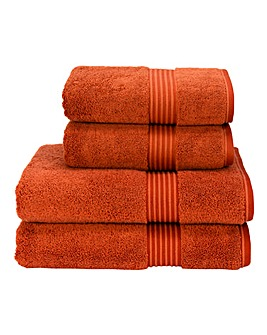 Christy Supreme Hygro Towels- Paprika