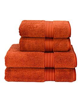 Christy Supreme Hygro Towels- Paprika