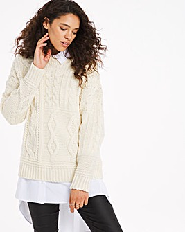 Mixed Cable Jumper