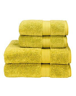 Christy Supreme Hygro Towels- Chartreuse
