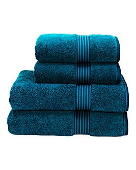 Christy Supreme Hygro Towels- Kingfisher