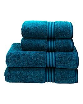 Christy Supreme Hygro Towels- Kingfisher