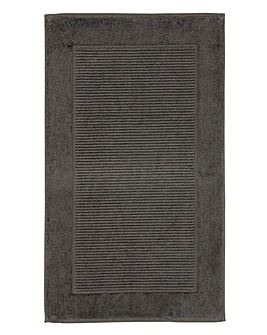 Christy Supreme Hygro Bathmat- Graphite