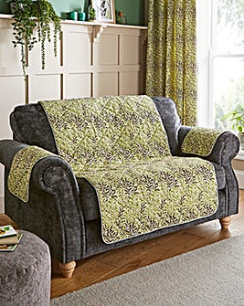 William Morris Willow Quilted Furniture Covers