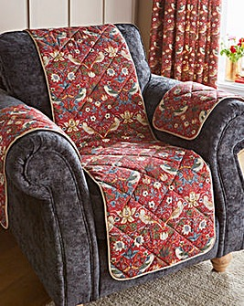William Morris Strawberry Thief Furniture Covers