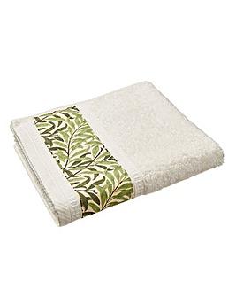William Morris Willow Design Hand Towels