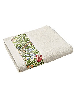 William Morris Golden Lily Hand Towels