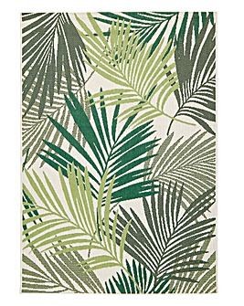 Tropics Indoor Outdoor Woven Rug