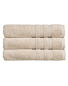 Christy Sloane Towels- Pebble