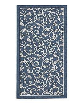 Trellis Outdoor Reversible Rug Large
