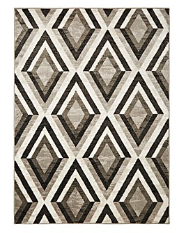 Briscoe Diamond Rug Large