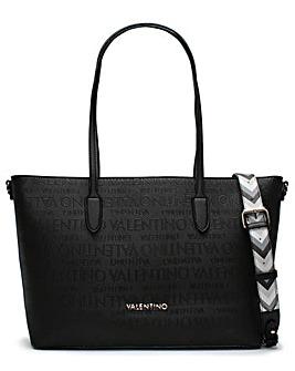 Mario Valentino Dory Logo Tote Bag