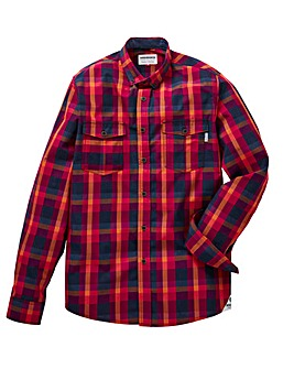 Mish Mash Joshua Check Shirt Long