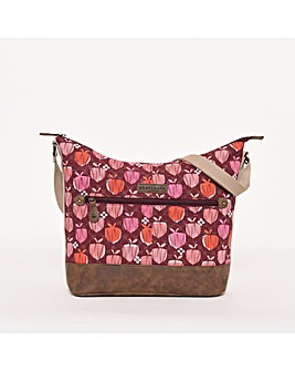 BRAKEBURN ACORN HOBO BAG