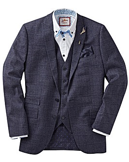 Joe Browns Abbey Check Suit Jacket Short
