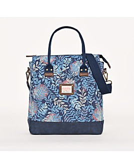 BRAKEBURN FALLING LEAF SHOPPER