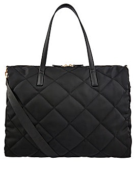 Accessorize Harri Quilted Weekender