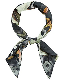 Accessorize Wild Butterfly Silk Square