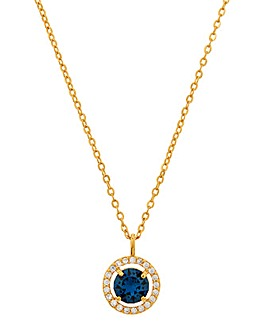 Accessorize Swarovski Sparkle Necklace