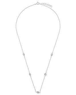 Accessorize St Sparkle Collar Necklace