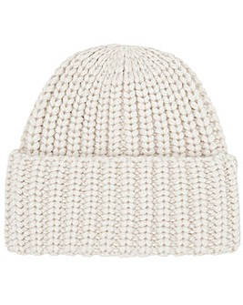 Accessorize Bea Chunky Turnup Beanie