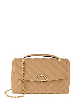 Accessorize Ayda Quilted Shoulder Bag
