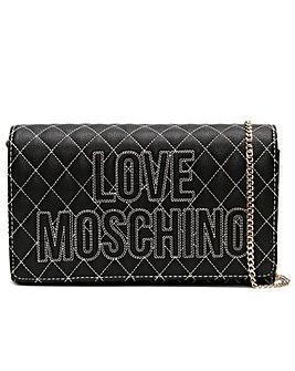 Love Moschino Contrast Stitch Shoulder