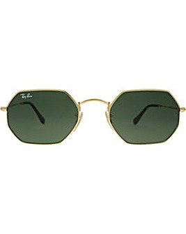 Ray-Ban Vintage Octagonal Sunglasses