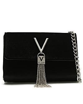 Mario Valentino Marilyn Velvet Shoulder
