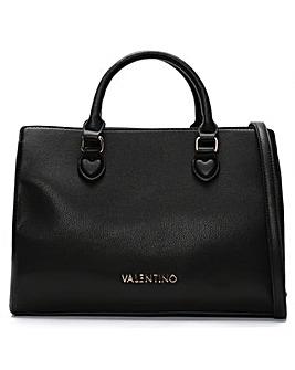 Mario Valentino Flauto Tote Bag