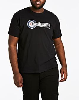 Lambretta Flag Logo T-Shirt