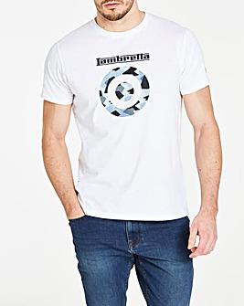 Lambretta Camo Target T-Shirt Long