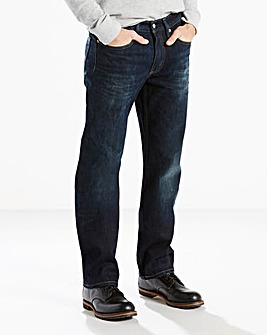 Levi's 514 Straight Ship Yard Jean 34 In