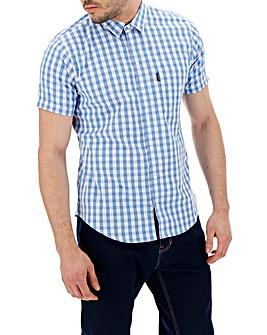 Lambretta Gingham Check Shirt