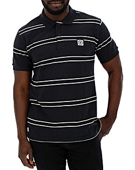 Fenchurch Bevis Stripe Polo Long