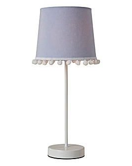 Pom Pom bedside Table Lamp