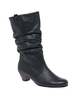 Gabor Rachel Leather Calf Boots