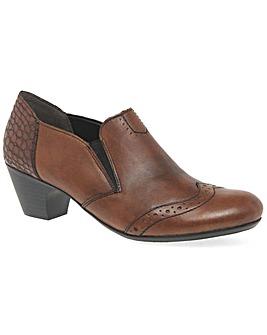 Rieker Gabby Womens High Cut Court Shoes
