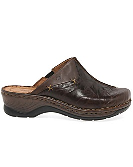 Josef Seibel Cerys Standard Fit Clogs